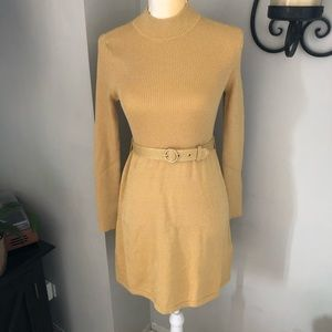 Free People, Frenchgirl Sweater Dress, Size Small